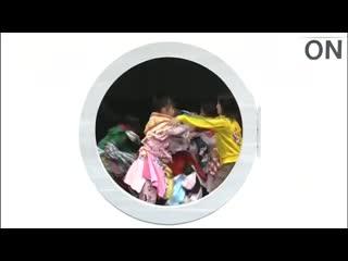 Judo washing machine