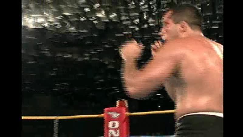 Wanderlei Silva vs. Artur Mariano [IVC 2 A Question of Pride]