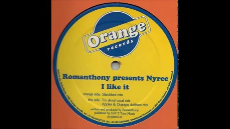 Romanthony presents Nyree - I Like It (Slambient Mix)