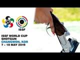 ISSF WC Shotgun, Changwon, KOR. Skeet Women 10.05.19
