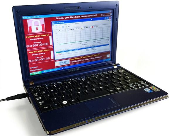 Самый опасный ноутбук в мире ценою в 1,3 миллиона долларов