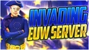 LL STYLISH INVADING EUROPE SERVER EUW LEVEL 1 TO CHALLENGER