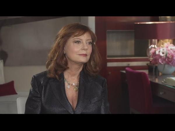 Susan Sarandon on fame motherhood and working with Xavier Dolan