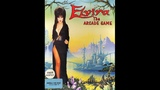 Old School Commodore 64 Elvira The Arcade Game ! full ost soundtrack