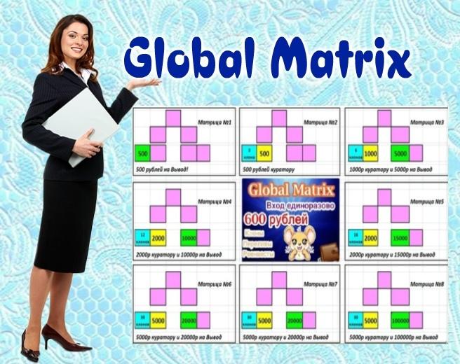 сдавал, маркетинг в картинках глобал матрикс предлагаем товары, которые