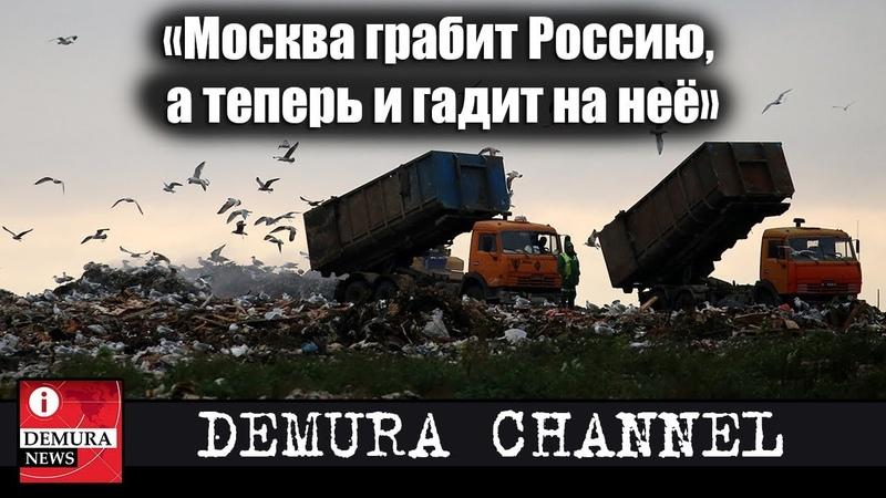Москва грабит Россию, а теперь и гадит на неё: Что пишут в сети о протестах в Архангельске