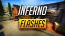 INFERNO POP FLASHES YOU NEED TO KNOW! - CSGO 2018