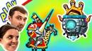 БолтушкА и ПРоХоДиМеЦ Сделали ГОЛОСОВАНИЕ для ПОДПИСЧИКОВ 282 Игра для Детей Tower Conquest