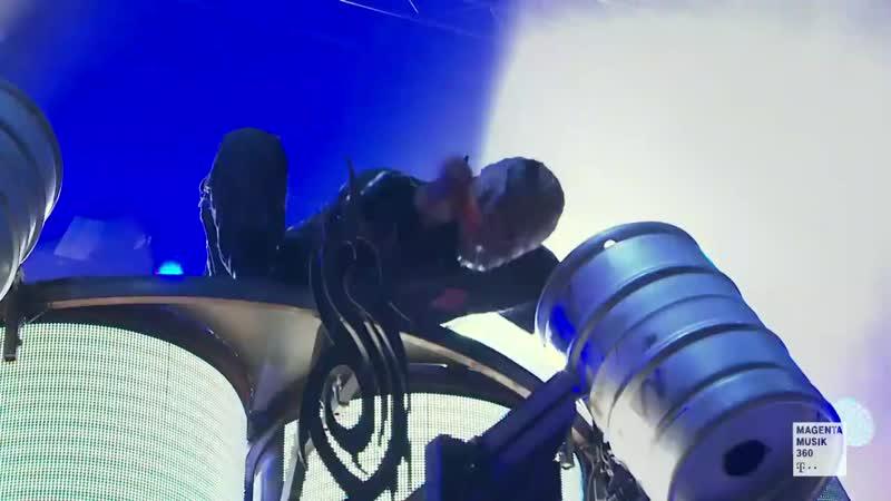 Slipknot Custer LIVE at Rock am Ring 2019
