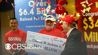 Man wins $344M Powerball jackpot using fortune cookie numbers