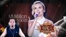 Polina Gagarina (Поли́на Гага́рина) - A Million Voices Singer 2019 REACTION