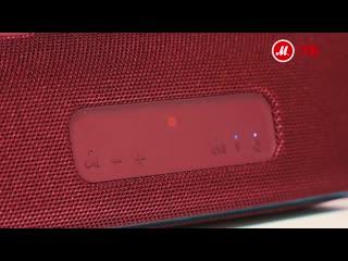 Обзор беспроводной акустики Sony SRS-XB41 (18+)