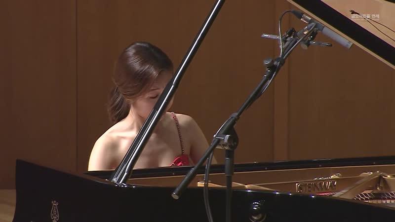 829 J. S. Bach - Partita n. 5 in G major, BWV 829 [German Suite No.5] - Saerom Choi, piano