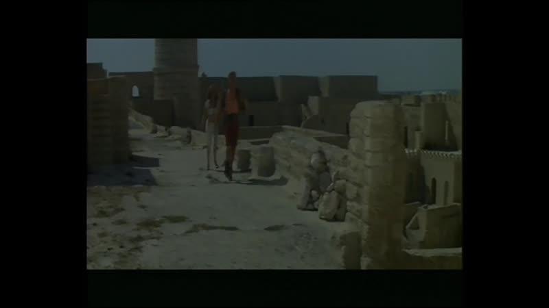 Анжелика и султан (1968) часть 5