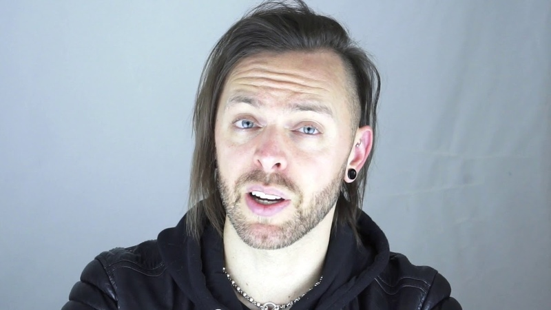 New Bullet for my valentine interview with Matt Tuck for new 2018 album Gravity