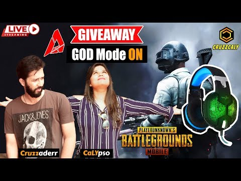 PUBG Mobile Live | Lets try to Play like a PRO | Headphones GIVEAWAY
