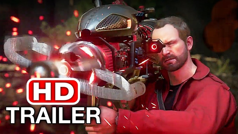 AVENGERS Game Trailer 2 Square Enix (E3 2019) PS4/Xbox One/PC