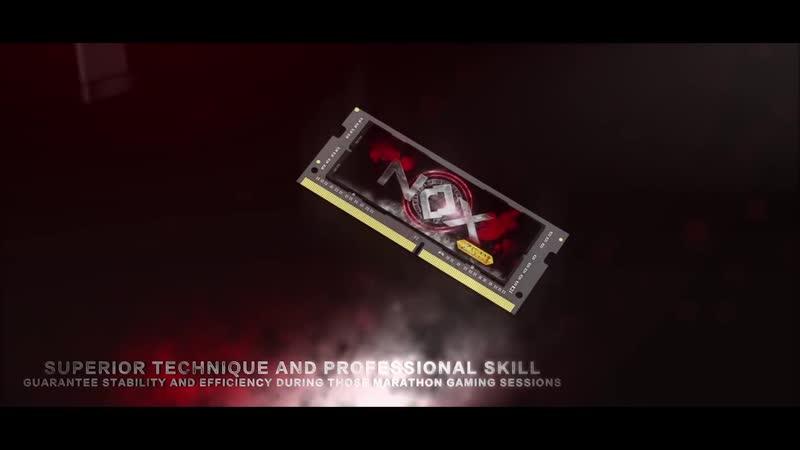 Игровой модуль память Apacer NOX DDR4 SO-DIMM