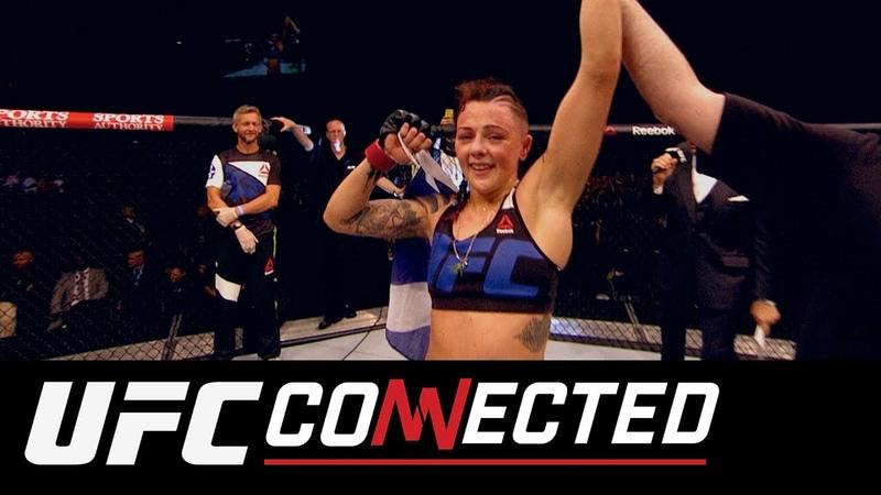 UFC Connected Gokhan Saki, Ismail Naurdiev, Ben Askren, Joanne Calderwood