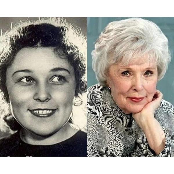 10 легендарных актрис в молодости и старости  Все знакомы Ваша любимая актриса