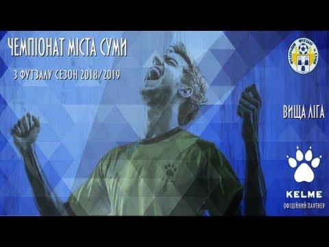 Натон - Сумихімпром-СДПУ-2. Чемпіонат м.Суми. Вища ліга