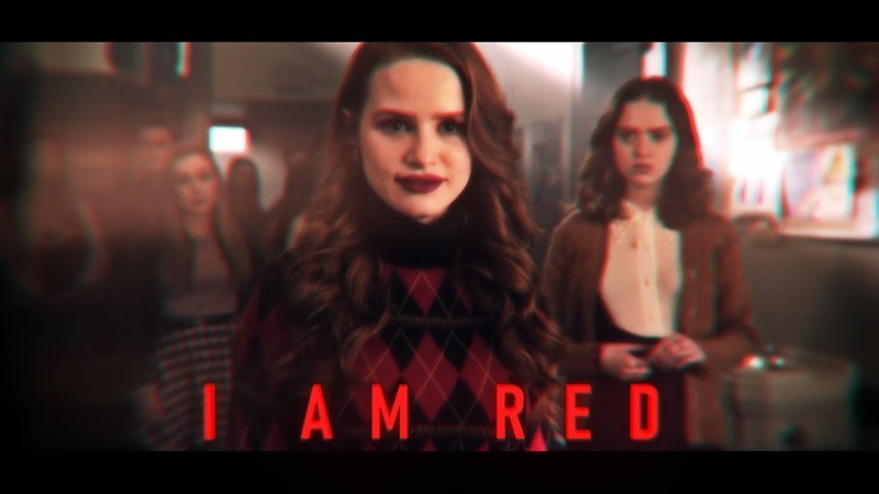 I am red. | Cheryl Blossom (ep16)