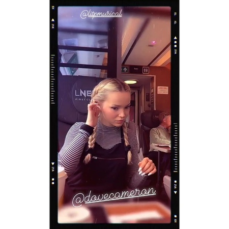 @dovey myheart on Instagram @dovecameron dovecameron thelightinthepiazza lightinthepiazza fashion cluelessthemusical disneydescendants
