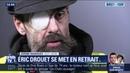 Retrait d'Eric Drouet : Jérôme Rodrigues subit aussi beaucoup de pression