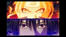 【AMV】 • Naruto VS Sasuke Final Battle -『Overpowered』