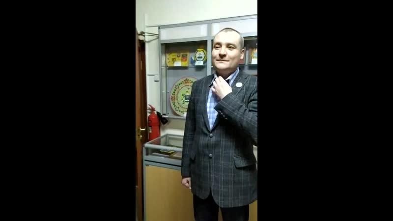 Президент РФСХ Мещеряков Сергей ,видеопривет!