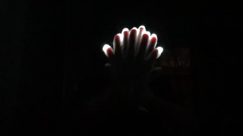 Тестовое видео для экрана на Times Square