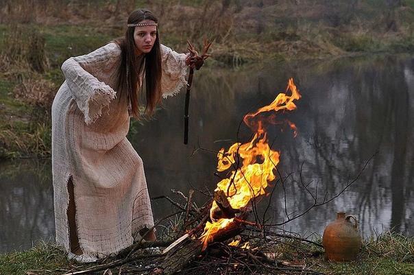 Что умели только славянские ведьмы