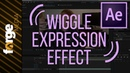 After Effects Wiggle Expression Adding Camera Shake