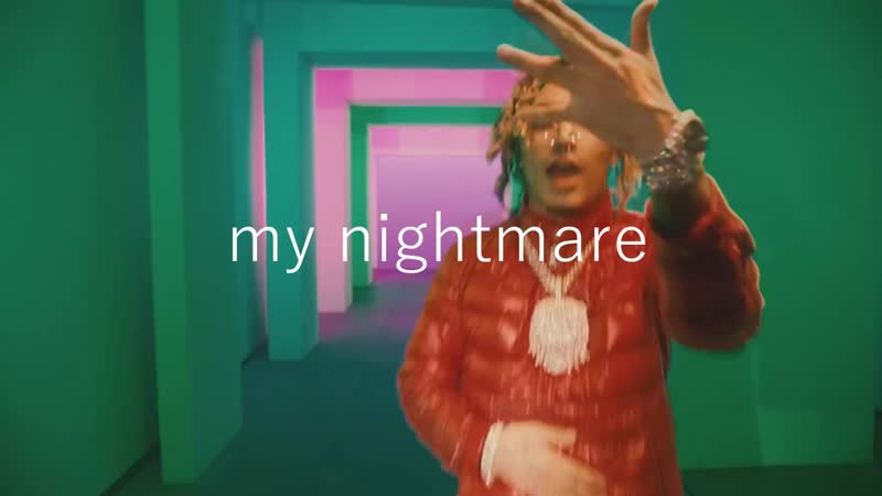 [FREE] Lil Pump x Yung Bans x YNW Melly x Big Baby Tape type beat - my nightmare (prod. dst_off)