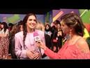 Lilimar Hernandez Interview - Nickelodeon Kids Choice Awards 2019
