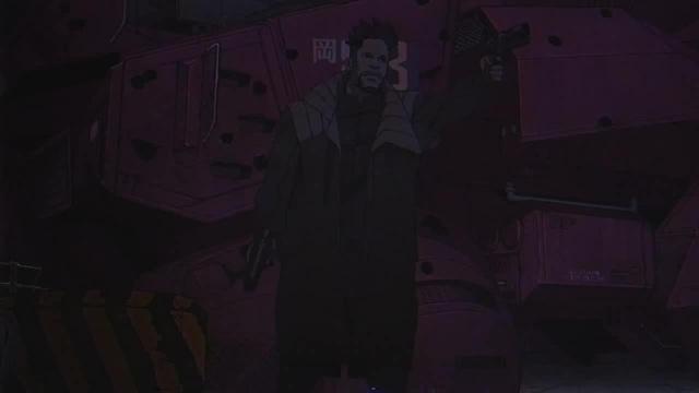 BLADE RUNNER 2049 Anime DarkSynth vol 1