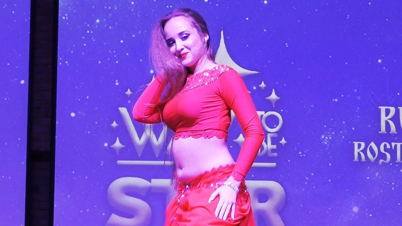 Way to be a STAR ☆ Russia ★2018★ Open Stage ⊰⊱ Kristina Kozintceva