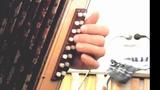 Полынь-трава(как играть на гармони,с цифрами)