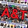 Art & Toys  Новости/Обзоры
