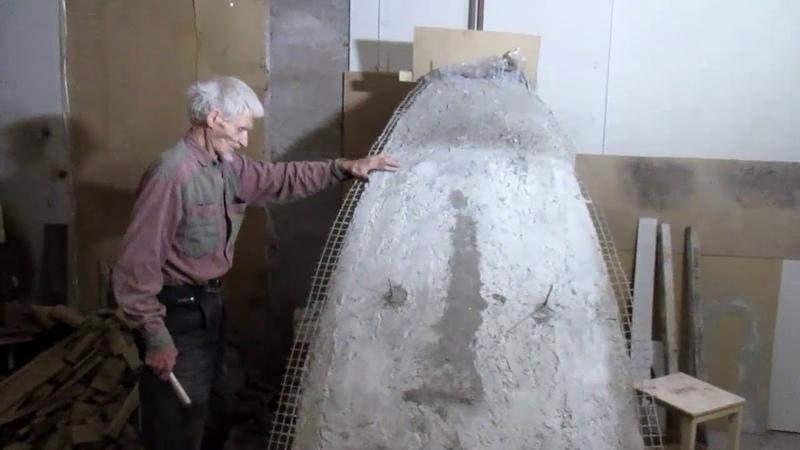 ✔ Прочность купола из бетона Построить дом своими руками
