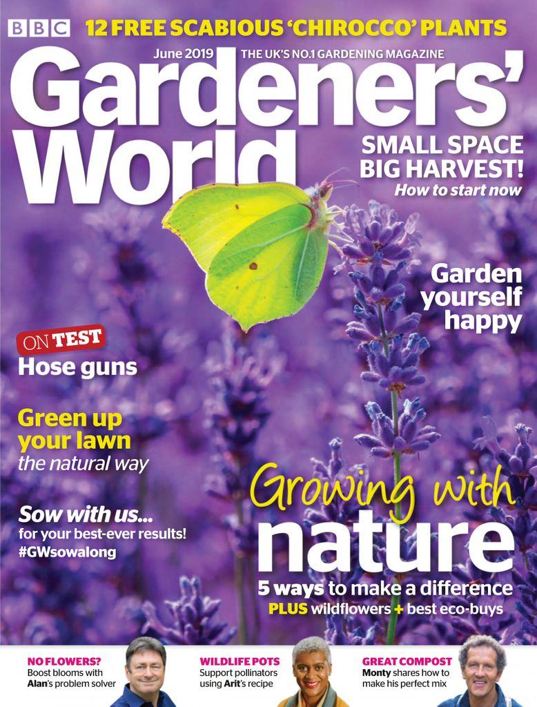 BBC Gardeners' World – June 2019