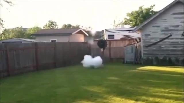 Best Firecracker Trick Ever