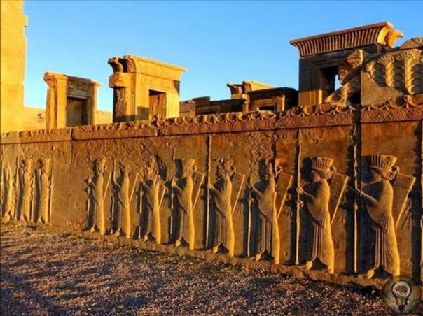 Чаша Джамшида  Святой Грааль Древней Персии, дарующий бессмертие и видение будущего