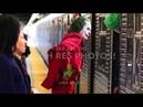 Joker 2019 Joaquin Phoenix  Chase Scene for 'Joker'   Dashes on to Brooklyn Subway