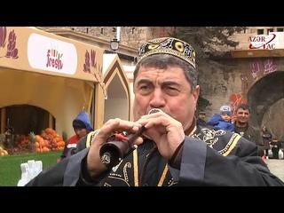 """İçərişəhərdə """"Bahar qalası"""" Novruz festivalına start verilib"""
