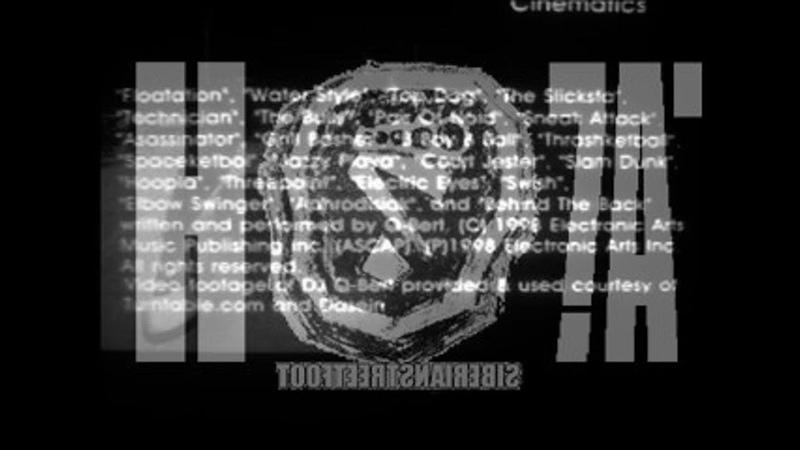 DJ Q BERT NCAA MARCH MADNESS 99 OST! 1 2 EDIT SIBERIAN STREETFOOT UNRELEASED 1998