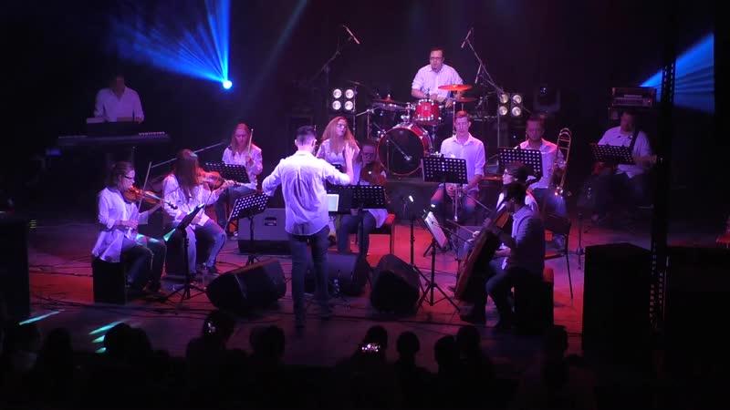 RockestraLive - Симфонические рок-хиты (21.07.2019, Санкт-Петербург, Opera Concert Club) HD