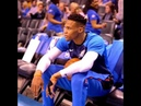 Russell Westbrook DANCES To NIPSEY HUSSLE During Pre-Game Warmups!
