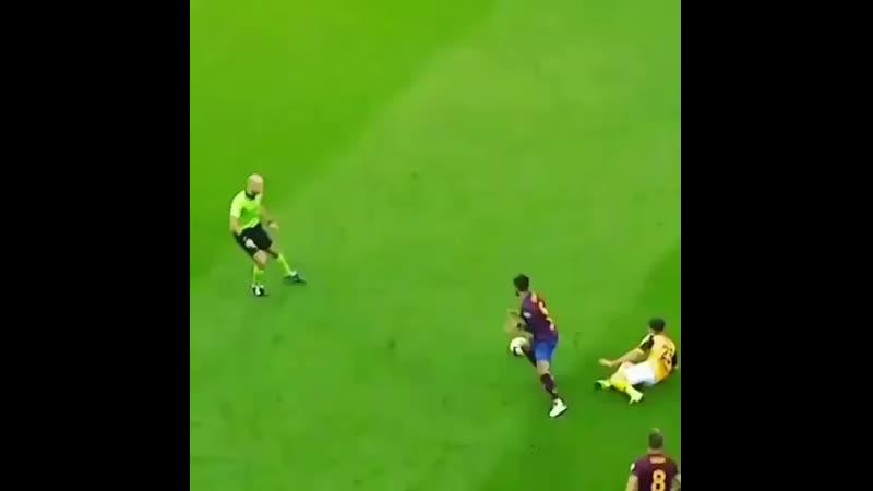 Оцените командный гол Барселоны от 1 до 10