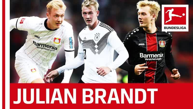 Julian Brandt - Bundesligas Best
